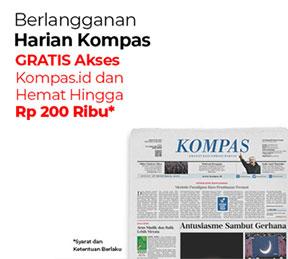 Kompas Digital Premium & Koran