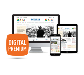 Kompas Digital Premium 12 Bulan (Hemat 40%)